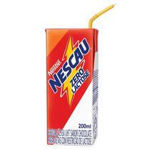 Bebida Lactea UHT Chocolate Zero Lactose 200ml Nescau -