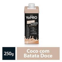 Bebida Láctea Yopro Danone High Protein 250ml - Caixa c/ 24 Unidades -