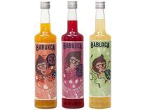Bebida Mista Babuxca 700ml 3 Unidades - Limão + Tangerina com Pimenta + Frutas Vermelhas