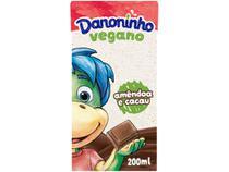 Bebida Vegetal À Base de Amêndoa Danoninho - Amêndoa e Cacau 100% Vegetal 200ml
