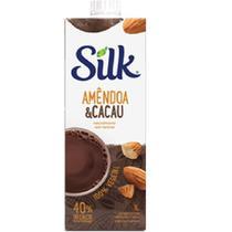 Bebida Vegetal A Base de Amendoa e Cacau 1L Silk -