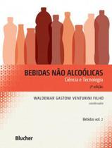 Bebidas não alcoólicas ciencia e tecnologia - Edgard blucher