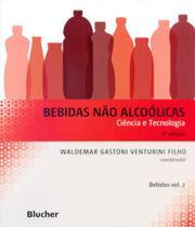 Bebidas nao alcoolicas vol 2 - blucher - Edgard blucher lv -