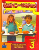 Beeno and friends 3 - students book pack - Pearson education do brasil