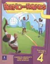 Beeno and friends 4 - teacher´s book - pack - Pearson education do brasil -