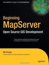 Beginning mapserver - open source gis development - Springer Verlag Pod