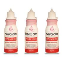 Beira Alta Pedra Hume 90ml (Kit C/03) -