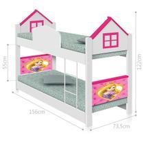 Beliche Infantil Casa Cindy - Divaloto