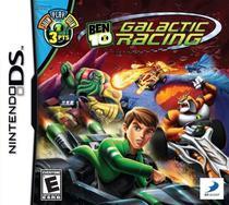 Ben 10 Galactic Racing - Nintendo Ds -