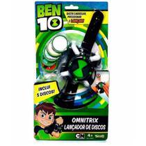 Ben 10 Omnitrix Lançador de Discos - Sunny -