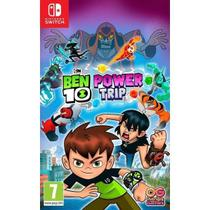 BEN 10 Power Trip - Switch - Nintendo