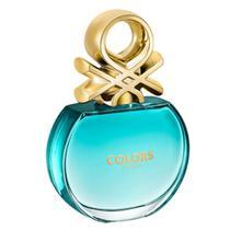 Benetton Colors for Her Blue Eau de Toilette Feminino -