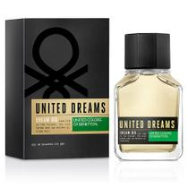 Benetton Dream Big Eau De Toilette Masculino Big Masc 100 ml -