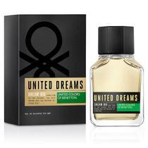 Benetton Dream Big Eau De Toilette Masculino Big Masc 60 ml -