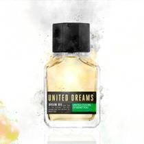 Benetton dream big man eau de toilette - perfume masculino 200ml -