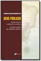 Bens publicos: funcao social e exploracao economic - Forum