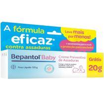 Bepantol Baby Bayer Leve 120g Pague 100g -