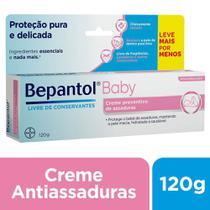 Bepantol Baby Creme Para Prevenção de Assaduras 100g +20g -