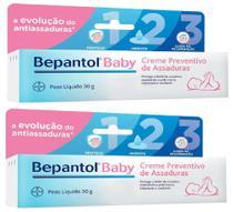 Bepantol Baby Creme Preventivo Com Dexpantenol 2x30g - Bayer