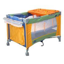 Berço Amici C/Trocador Color 1011-A - Prime Baby 106225 -