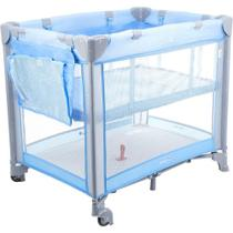 Berço portátil mini play safety first azul imp91284 -