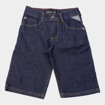 Bermuda Jeans Infantil ONeill Lisa Masculina -