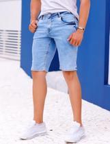 Bermuda jeans masculina - H&C MODAS
