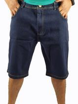 Bermuda Jeans Masculino Terminal Plus Size -