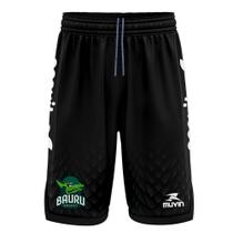 Bermuda Jogo Bauru Basket - NBB 2020-21 - Masculino - Muvin - BBK-2900 -