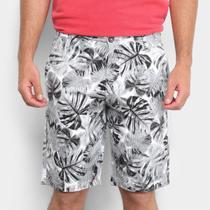 Bermuda Malwee Comfort Masculina -