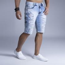Bermuda masculina jeans - Pit bull jeans