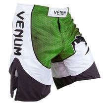 Bermuda MMA Amazônia 3.0 - Branco/Verde - Venum - -