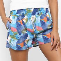 Bermuda Mood Tropical Feminina -