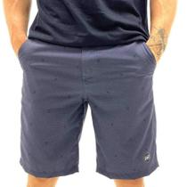 Bermuda oceano tactel estampada boardwalk masculina -