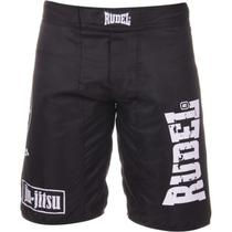 Bermuda Rudel Academy Fight - Preto Tamanho P -