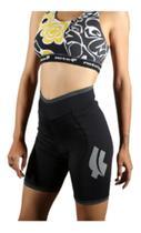 Bermuda Shorts Ciclismo Basic Compression - Feminino - Flets -