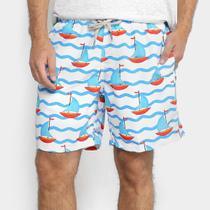 Bermuda Shortsco Long Veleiro Masculina -