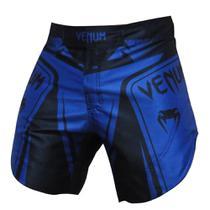 Bermuda Venum Shadow Pro Navy - Preto e Azul -