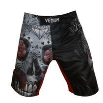 Bermuda Venum Skull and Roses - Preto e Vermelho -