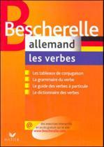 Bescherelle - allemand, les verbs - HATIER