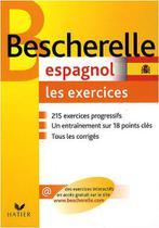 Bescherelle exercices - espagnol - Hatier