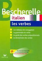 Bescherelle - italien  les verbes - Hatier -