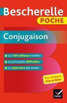 Bescherelle Poche Conjugaison - Hatier