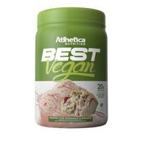 Best Vegan Muffin com Morango e Banana 500g Atlhetica Nutrition -