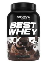 BEST WHEY 25g PROTEIN 900g  - Brownie Chocolate - Athlética