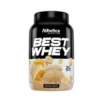 BEST WHEY 900g - BANANA CREAM - Atlhetica