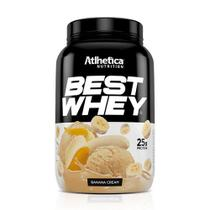 Best whey 900g baunilha  - atlhetica nutrition -