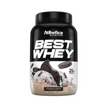 BEST WHEY 900g - COOKIES CREAM - Atlhetica