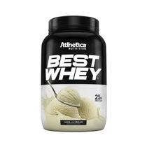 BEST WHEY 900g - VANILLA CREAM - Atlhetica