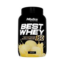 BEST WHEY ISO 900g - ABACAXI - Atlhetica